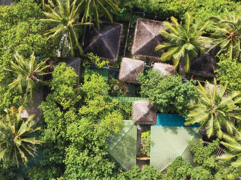 Un spa en pleine nature