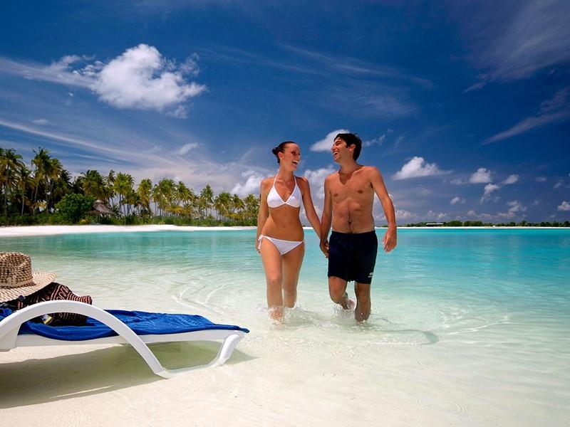 Escapade en amoureux à l'Olhuveli Beach & Spa Resort