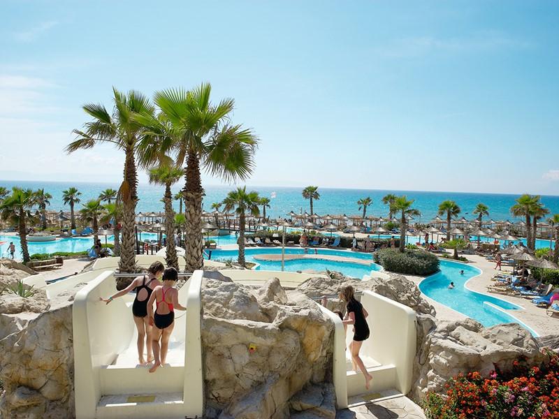 L'Olympia Oasis est parfait pour ceux en quête de vacances mémorables