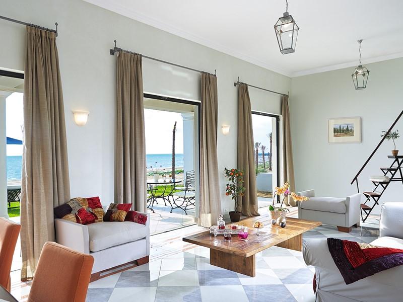 Beach Villa Oasis du Grecotel Olympia Oasis en Grèce