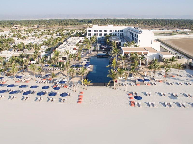 L'hôtel Al Baleed Resort Salalah by Anantara