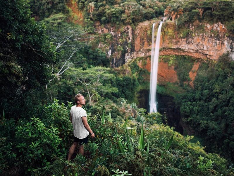 Découvre la nature exubérante de l'île Maurice