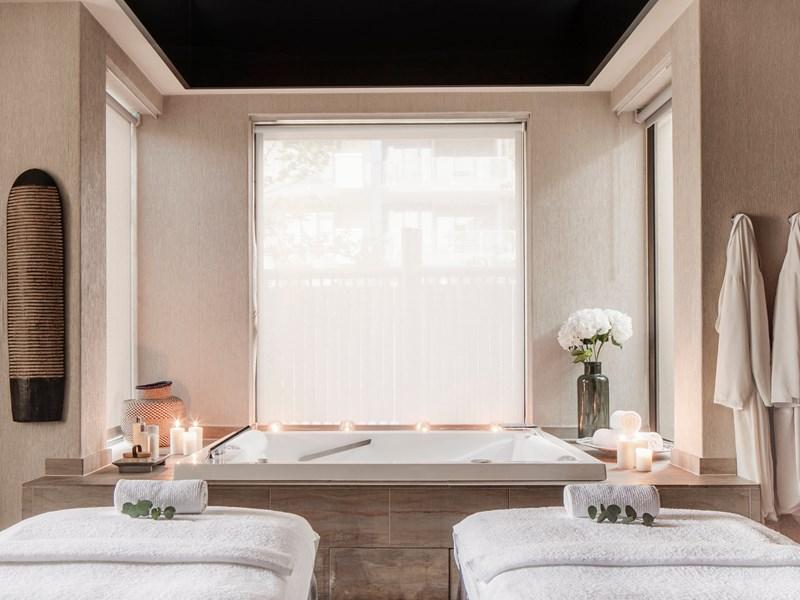 Un spa unique, pour vous détendre un maximum