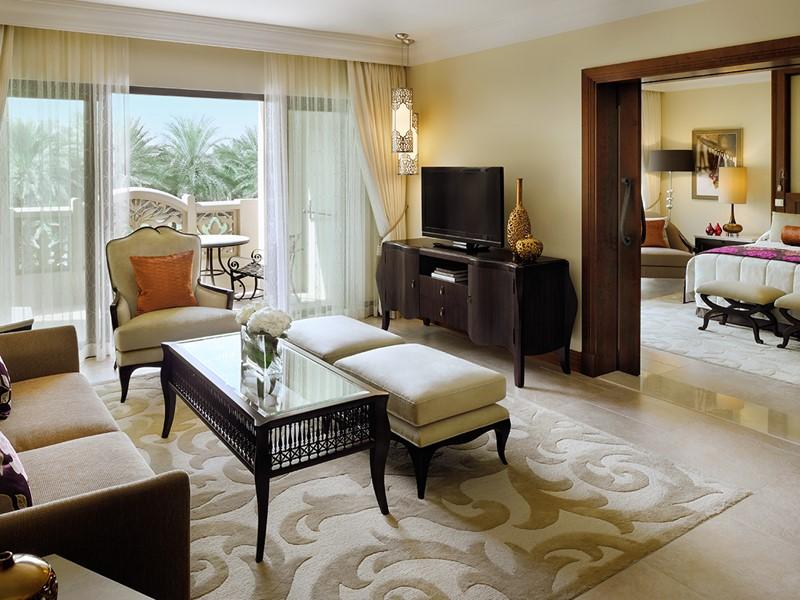 Gold Club Room du Royal Mirage Resort Palace