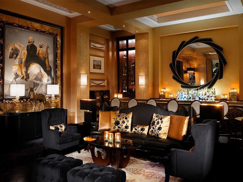 Le bar du Royal Mirage Resort Palace à Dubaï