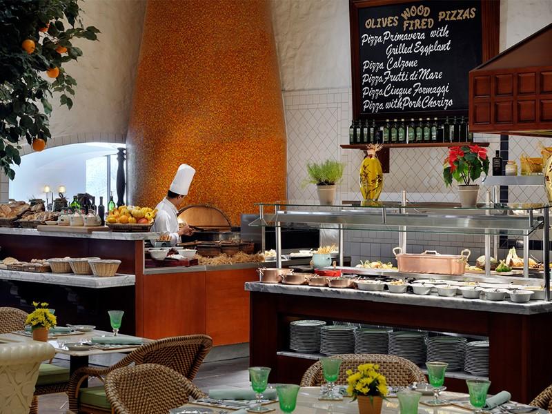 Restaurant Olives du Royal Mirage Resort Palace