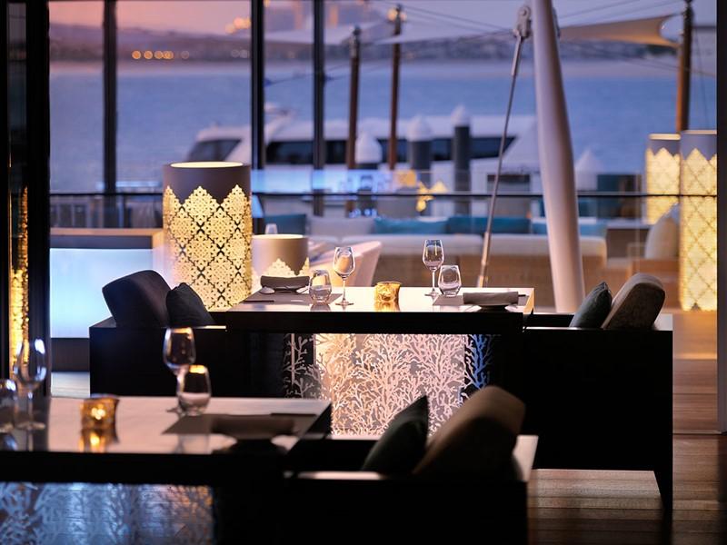 Autre vue du 101 Dining Lounge & Bar du One & Only