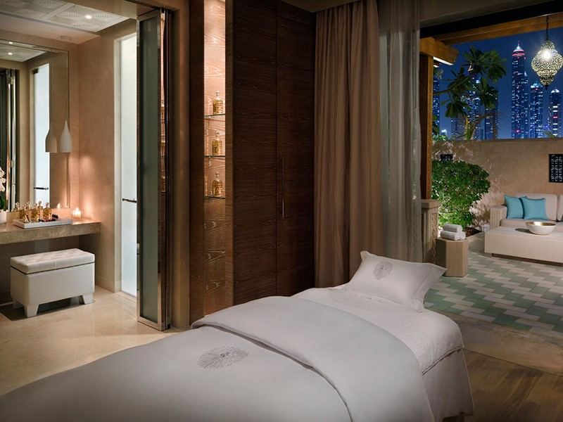 Le spa de l'hôtel 5 étoiles One & Only The Palm