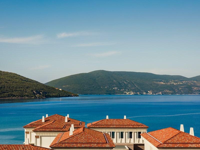 Admirez la sublime vue qu'offre l'hôtel