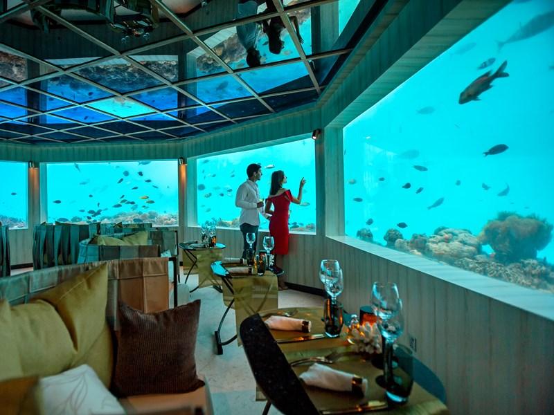 Le restaurant M6m. au cadre exceptionnel