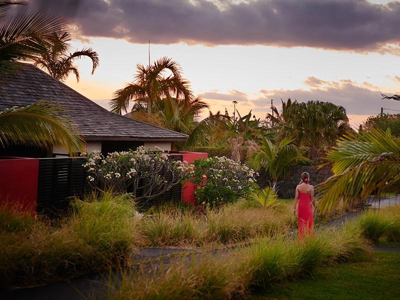 Jardins du Palm Hôtel & Spa à la Réunion