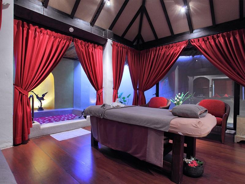 Le spa de l'hôtel Paradee en Thaïlande