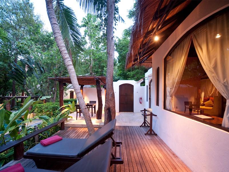 Garden Villa de l'hôtel Paradee en Thaïlande