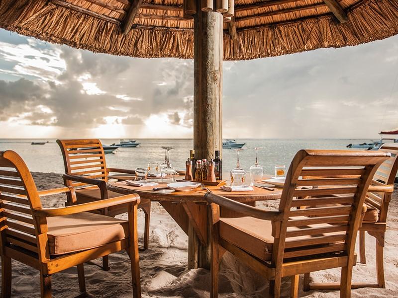 Le restaurant La Palma