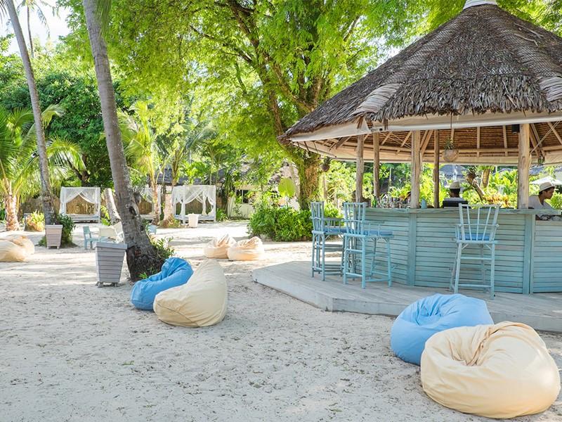 Le Beach Club du Paradise Koh Yao Boutique Beach Resort