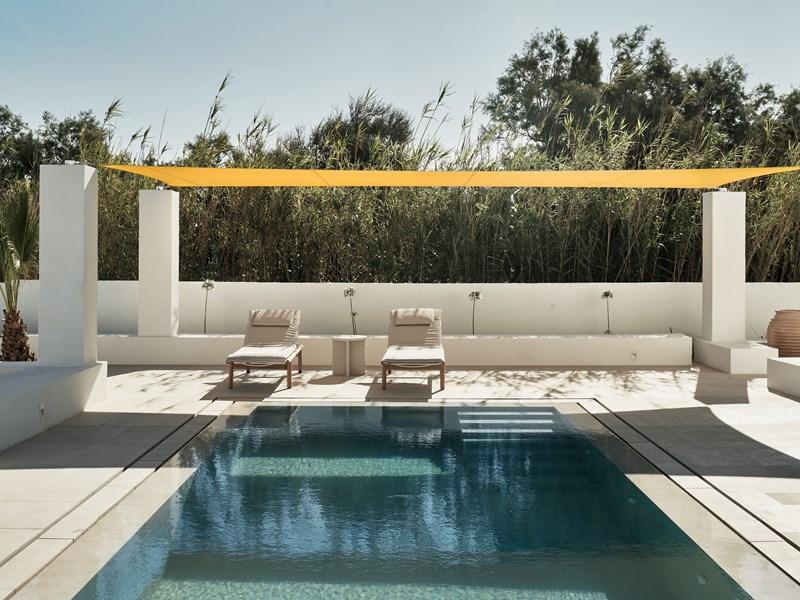 La piscine de la Sun Suite