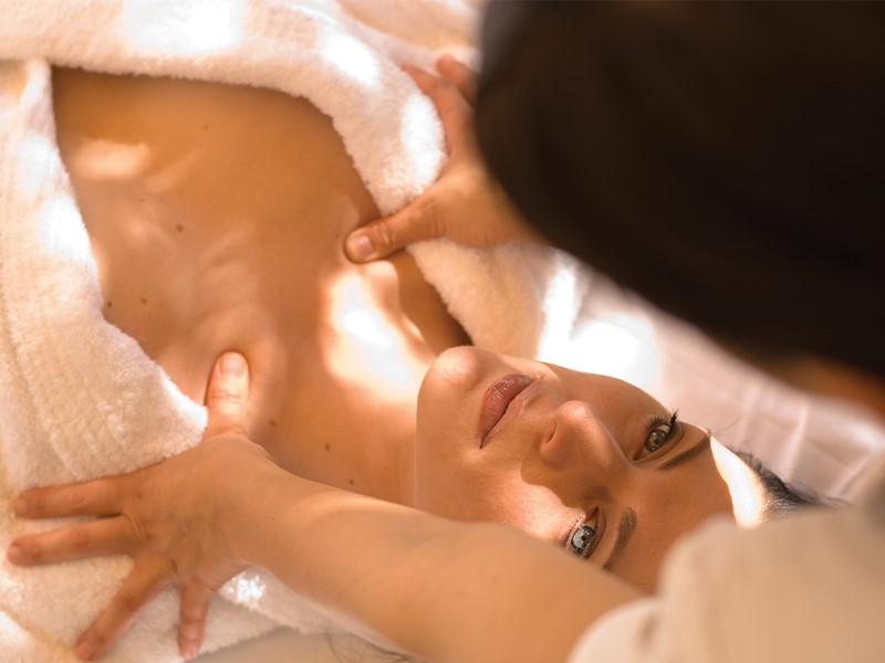 Profitez des somptueux soins du spa du Cala di Lepre