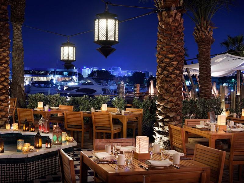 Le restaurant Thai Kitchen de l'hôtel Park Hyatt