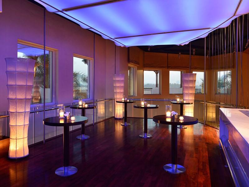 Traiteur Bar du Park Hyatt situé à Dubaï