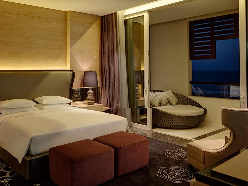 Diplomatic Suite de l'hôtel Park Hyatt à Abu Dhabi