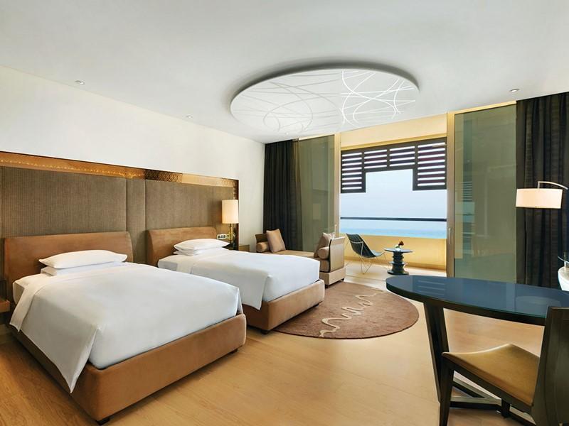 Villa de l'hôtel Park Hyatt Saadiyat à Abu Dhabi