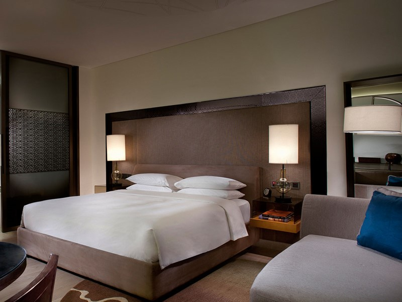 Park King de l'hôtel Park Hyatt à Abu Dhabi