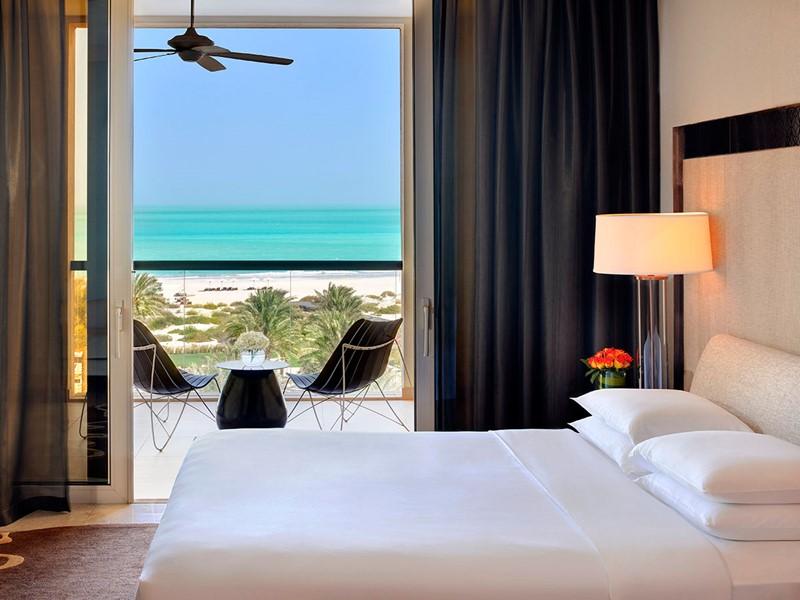 Park Terrace Suite de l'hôtel Park Hyatt à Abu Dhabi