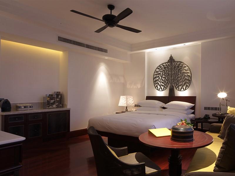 Park Deluxe King de l'hôtel Park Hyatt à Siem Reap