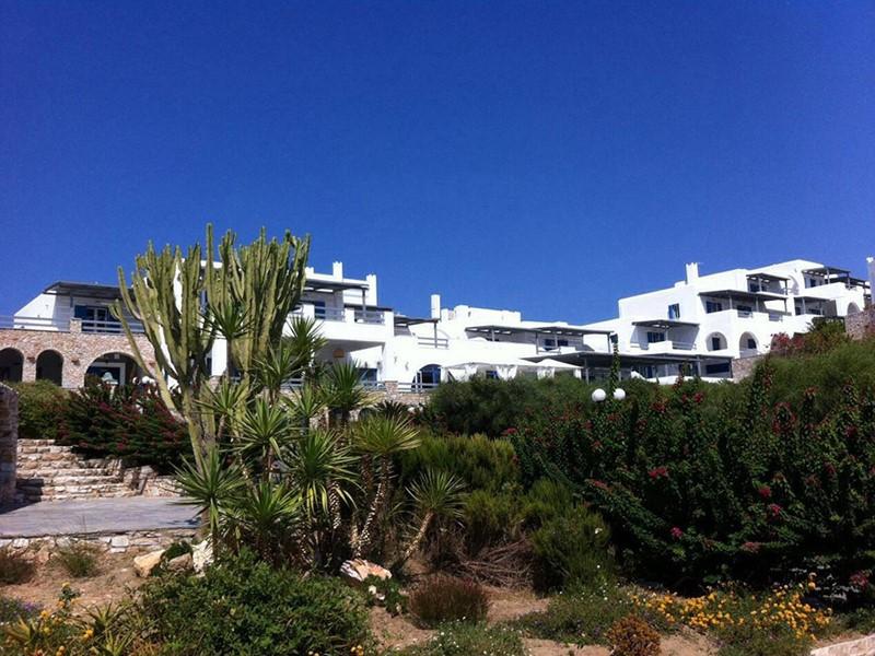 Vue du Paros Agnanti Hotel