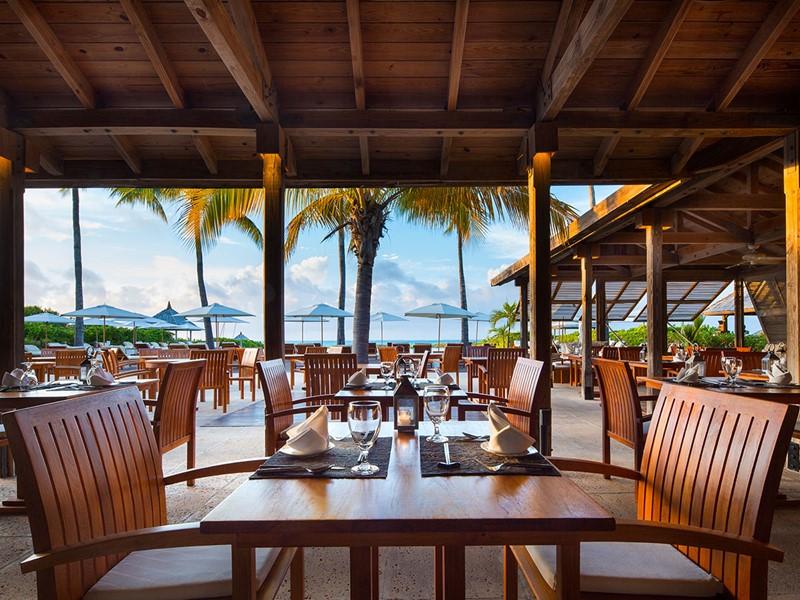 Lotus Restaurant du Parrot Cay & Como Shambala