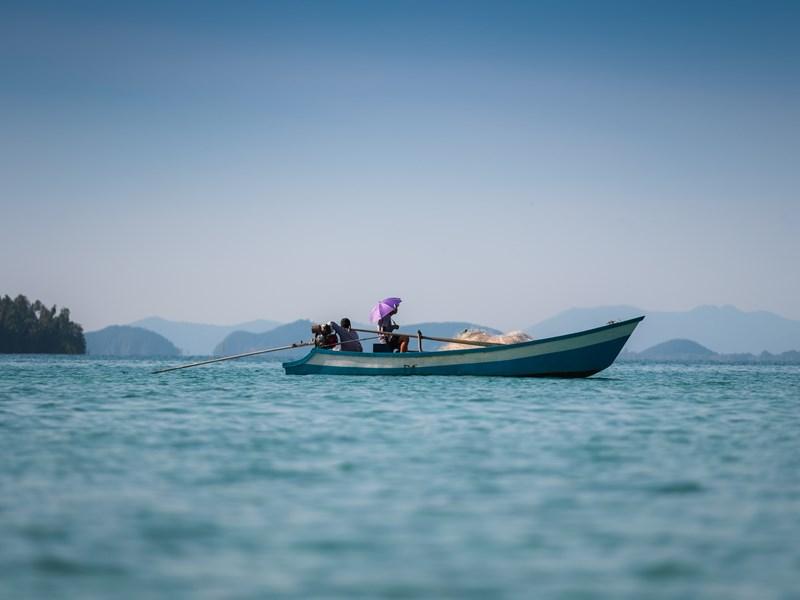 A la rencontre des pecheurs thailandais