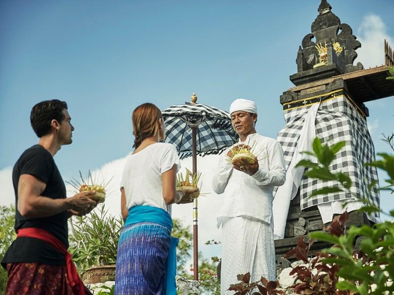 Voyage sur mesure à Bali