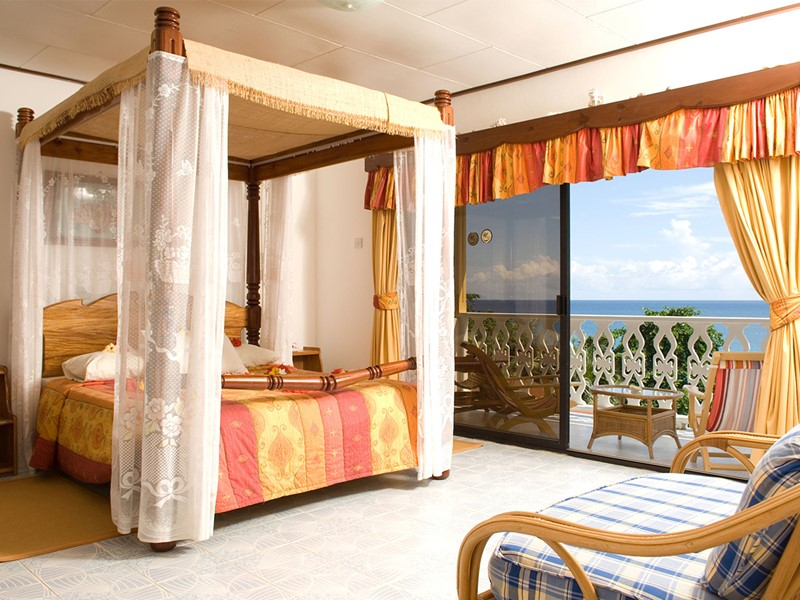 La Superior Room du Patatran Village aux Seychelles