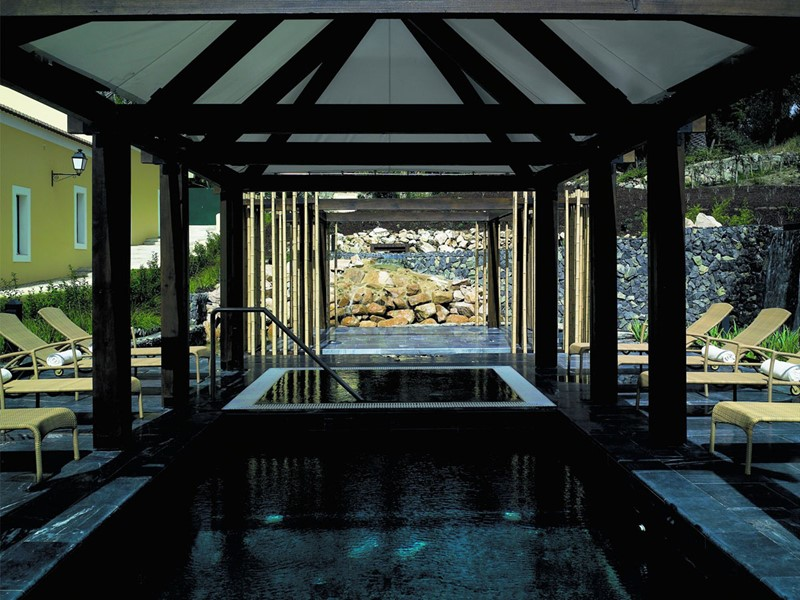 Piscine du Penha Longa situé au Portugal
