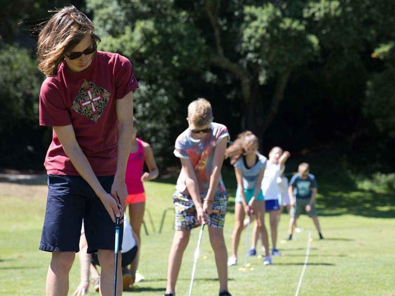 Initiation au golf à l'hôtel Penha Longa Resort