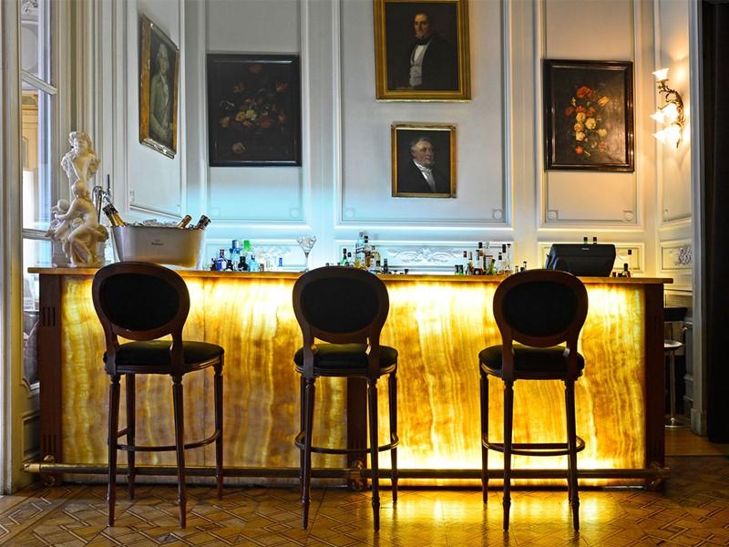Le bar Allegro