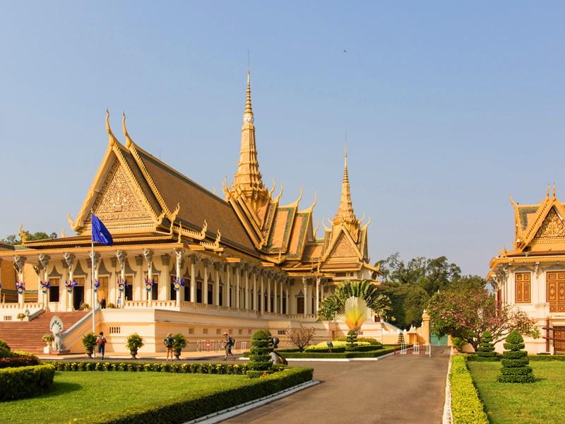 Séjour à Phnom Penh