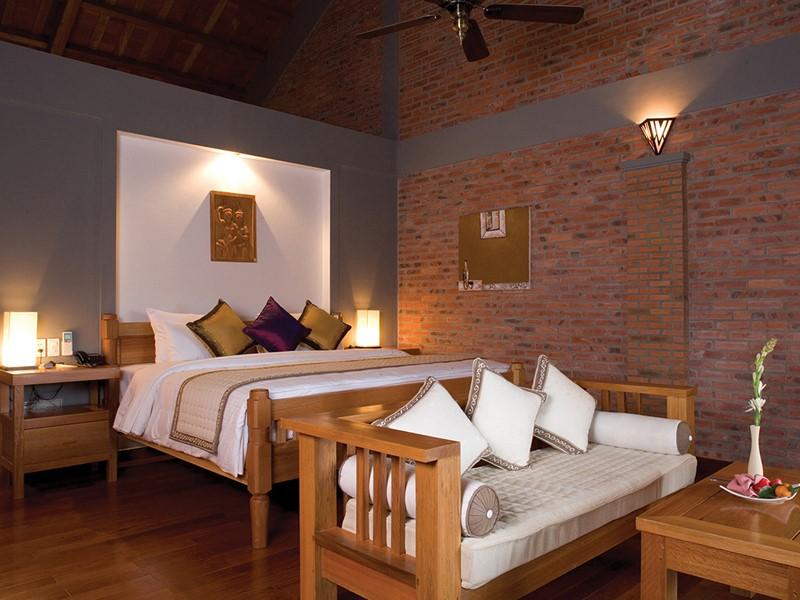 Deluxe Wing de l'hôtel Pilgrimage Village Boutique à Hué