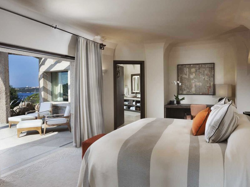 Chambre Villa Hammon
