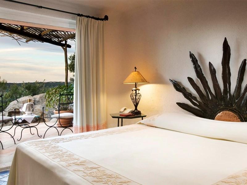 Chambre Villa La Roccia