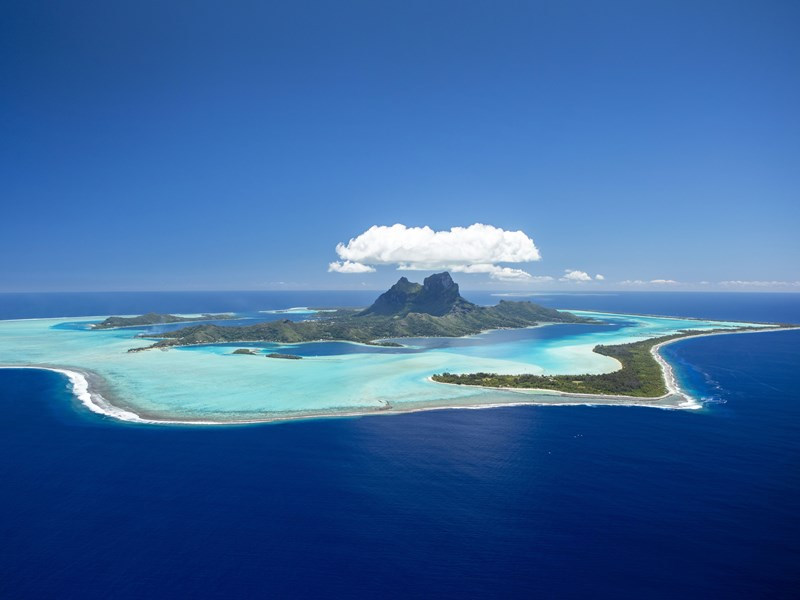 Bora Bora, la perle de l'Océan Pacifique