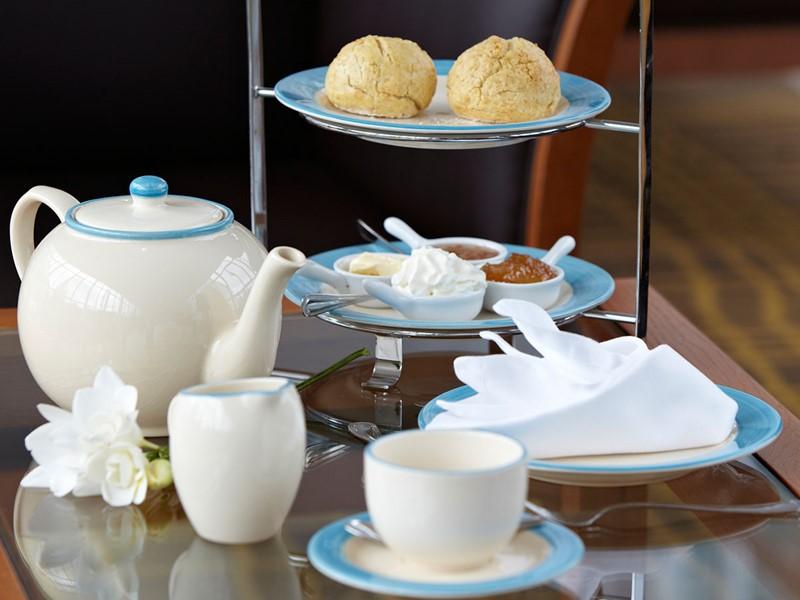 Petits délices à l'heure du thé