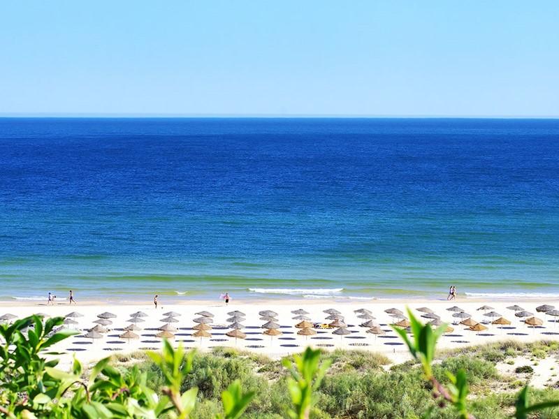Sublime plage à proximité du Praia Verde Boutique