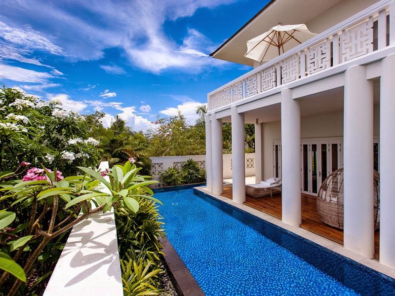 Exterieur de l'Empress Villa de l'hôtel Princess D'An Nam à Phan Thiet