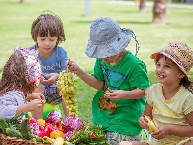 Activités ludiques et créatives pour les enfants