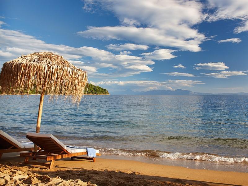 Reposez-vous sur la plage