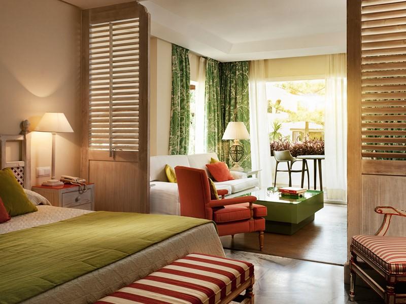 Junior Suite de l'hôtel Puente Romano en Espagne
