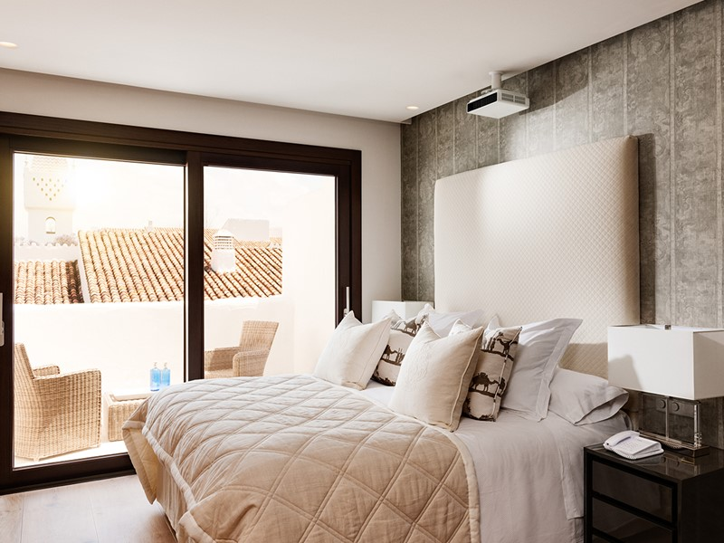 Villa Suite de l'hôtel Puente Romano en Espagne