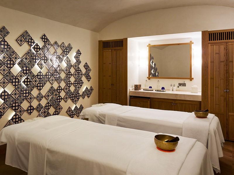 Profitez des somptueux soins du spa du Puente Romano