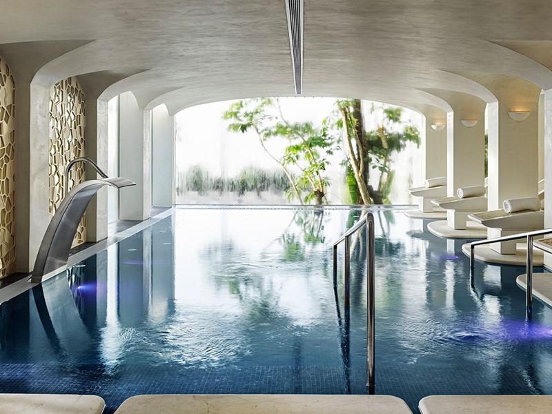 Détente et bien-être au spa de l'hôtel Puente Romano